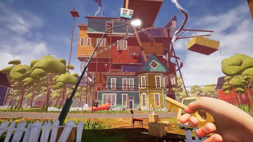 Code Triche Hello Neighbor (Astuce) APK MOD screenshots 4