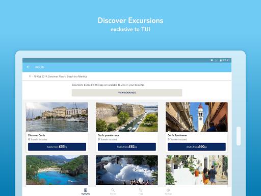 TUI Holidays & Travel App: Hotels, Flights, Cruise modavailable screenshots 9