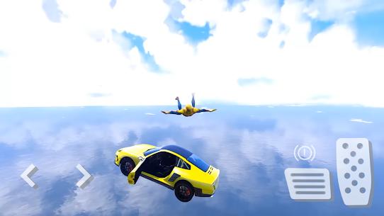 Superhero Car Stunts  Car Driving Simulator Apk 5