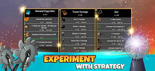 TowerBall - Command Turrets and Conquer Levels 373 screenshots 6