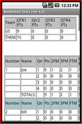 Basketball Stats For PC Windows (7, 8, 10, 10X) & Mac Computer Image Number- 7