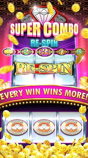 Slots Classic - Richman Jackpot Big Win Casino  screenshots 10