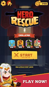 Hero Rescue (MOD, Unlimited Money, No Ads) 5
