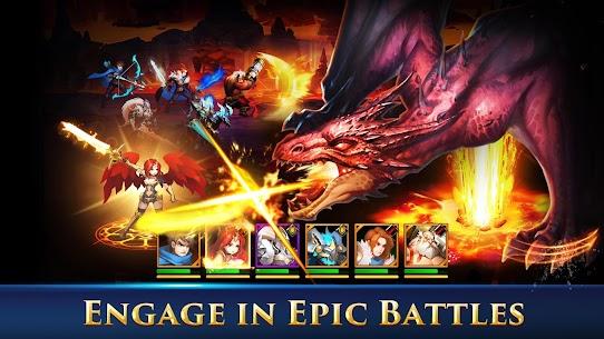 League of Angels Paradise Land Mod Apk 2.16.5.4 (Unlimited Money) 4