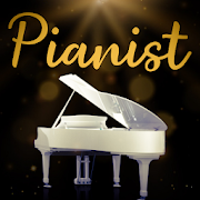 Piano HD: real simulator keyboard - pianist