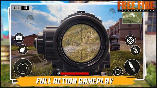 Fire Battleground squad survival: Shooting Games apkdebit screenshots 3
