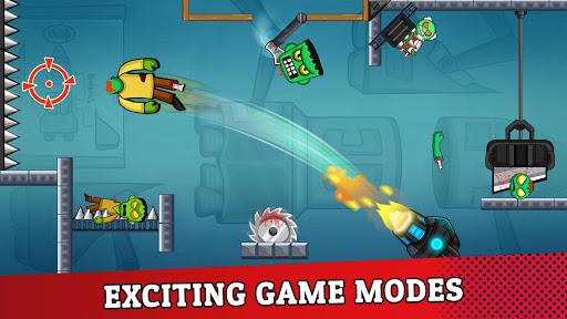 Zombie Ragdoll - Zombie Games 2.3.6 screenshots 2