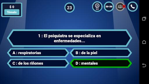 Millonario 2021 : Trivia Quiz Game apkdebit screenshots 3