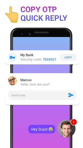 Messenger - Messages, Texting, Free Messenger SMS android2mod screenshots 12