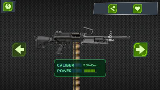 Machine Gun Simulator Free 2.2 screenshots 12