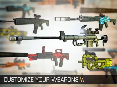 Download Bullet Force MOD APK [Unlimited Money/Ammo/Bullets/Grenades] 3