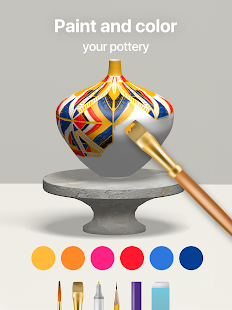 Pottery Masteru2013 Relaxing Ceramic Art 1.4.1 Screenshots 24