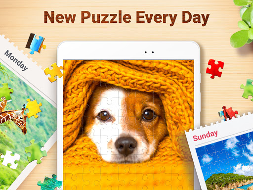 Jigsaw Puzzles - Puzzle Game modavailable screenshots 12