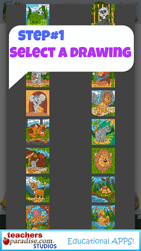 Color By Numbers - Art Game for Kids and Adults 4 screenshots 2