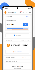 CryptoTab Lite — Get BTC Without Investments 6.0.5