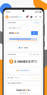 CryptoTab Lite — Get Bitcoin in your wallet 1