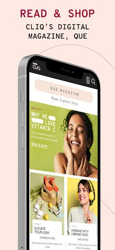 Tata CLiQ Online Shopping App India apktram screenshots 6