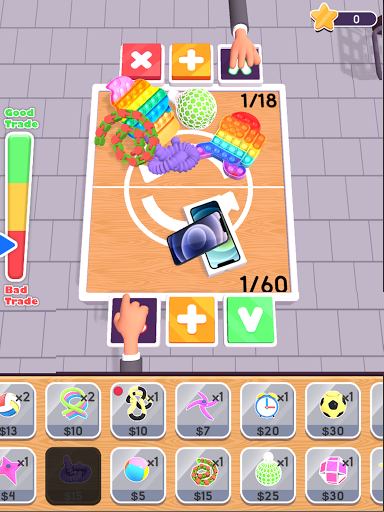 Fidget Trading 3D screenshots 13