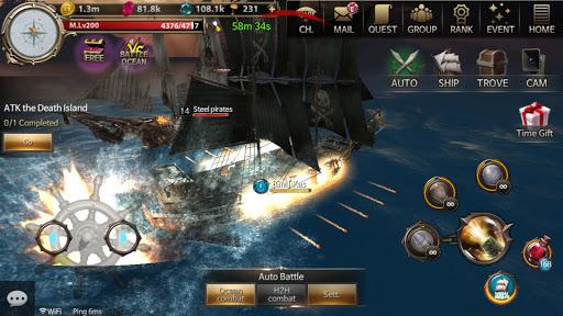 Pirates : BattleOcean  screenshots 1