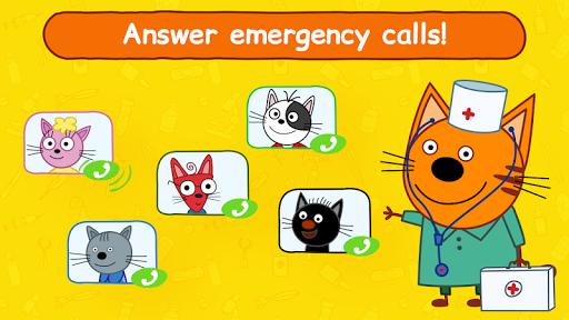 Kid-E-Cats Animal Doctor Games for Kidsu30fbPet Doctor 1.8.5 screenshots 2