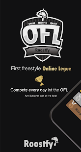 Roostfy - Train your freestyle and battle online Screenshot