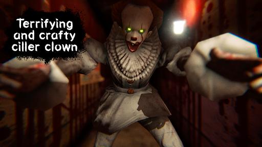 Death Park : Scary Clown Survival Horror Game 1.6.3 screenshots 1