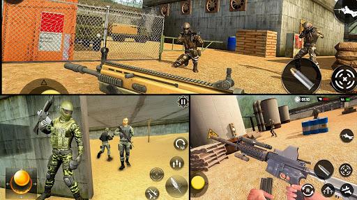 Real Commando Secret Mission: Army Shooting Games  screenshots 11