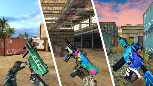 Rebel Wars u2013 Fps Shooting Game: New Fps Games 2020 1.9 screenshots 4