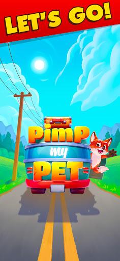Pimp my pet : Pimp, Spin & Clash ! screenshots 7