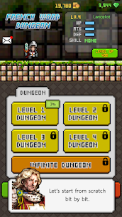 French Dungeon: Learn French Word 1