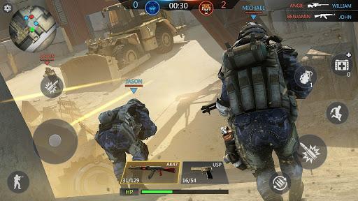 FPS Online Strike - Multiplayer PVP Shooter screenshots 11