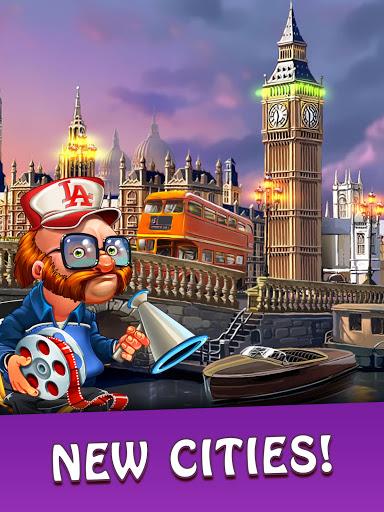 Magica Travel Agency: Match 3 Games, Jigsaw Puzzle  screenshots 13