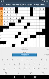 Free Shortyz Crosswords 2