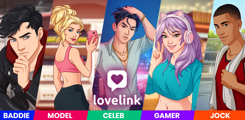 Lovelink™- Chapters of Love poster 0