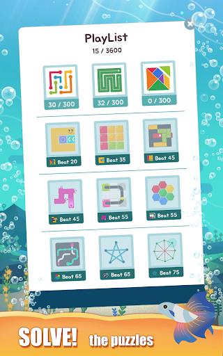 Puzzle Aquarium 35 screenshots 12
