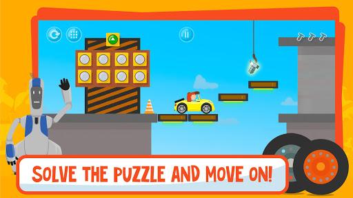 Doctor McWheelie: Logic Puzzles for Kids under 5 3.0.4 screenshots 1