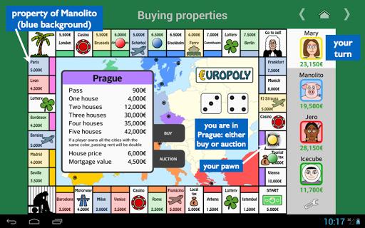 Europoly screenshots 20