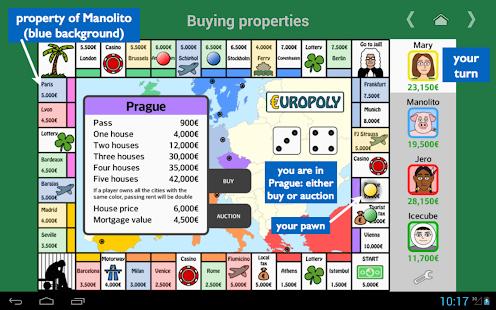 Europoly 1.2.4 Screenshots 20