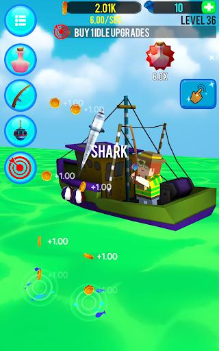 Fishing Clicker Game  screenshots 22