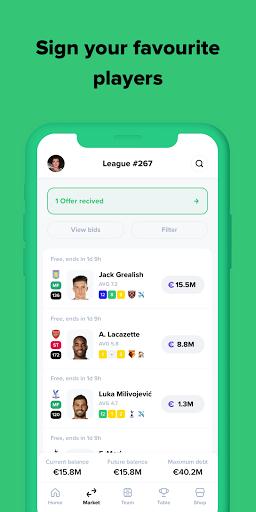 Bemanager - Be a Soccer Manager 2.69.0 screenshots 3