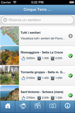 5 Terre ViTour Hiking Guide For PC Windows (7, 8, 10, 10X) & Mac Computer Image Number- 5