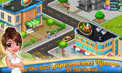 supermarket tycoon screenshot 1