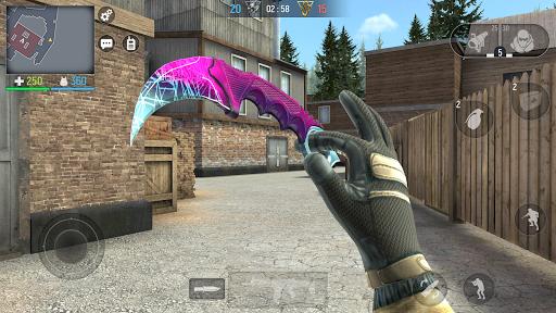 Modern Ops - Jeux de Guerre (Online Shooter FPS) screenshots apk mod 5