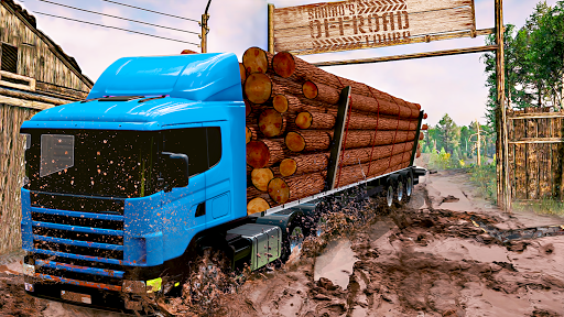 Indian Truck Offroad Cargo Delivery: Offline Games 1.1.4 screenshots 1