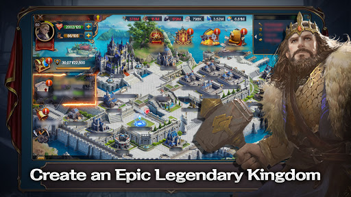 The Third Age - Epic Fantasy Strategy Game  screenshots 2
