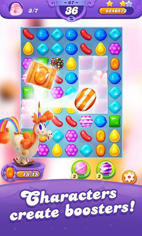 Candy Crush Friends Saga  poster 2