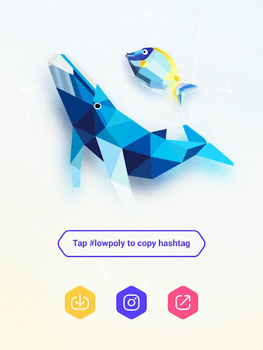 inPoly u2013 Poly Art Puzzle 1.0.21 screenshots 16
