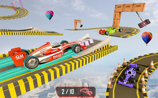 Formula Car Racing Adventure: New Car Games 2020  screenshots 13