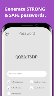 mPass - Secure Password Manager