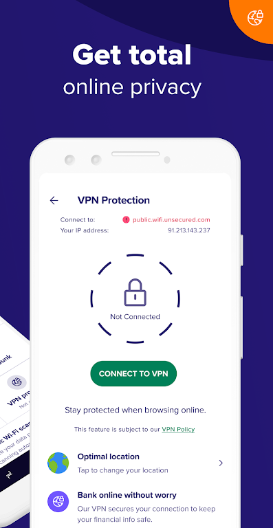 Avast Antivirus – Mobile Security & Virus Cleaner poster 1